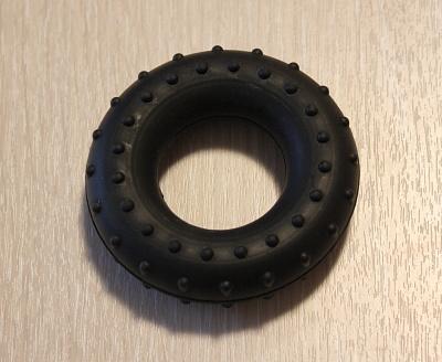 Резиновый эспандер в форме кольца